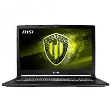 Ноутбук MSI WE73 8SK