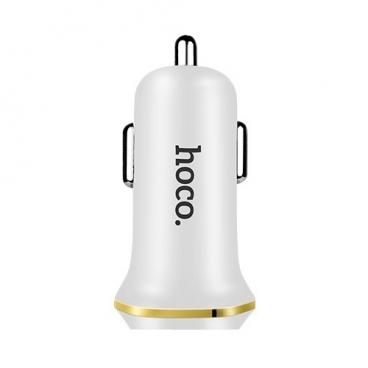 Автомобильная зарядка Hoco Z1 + microUSB