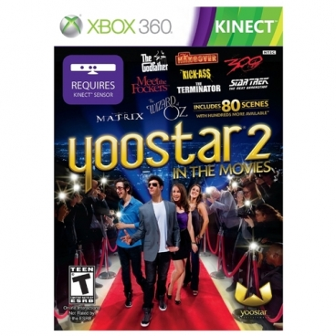 Yoostar 2: In The Movies