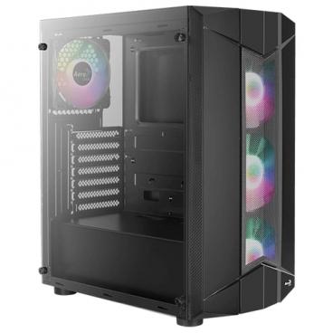 Компьютерный корпус AeroCool Sentinel Black