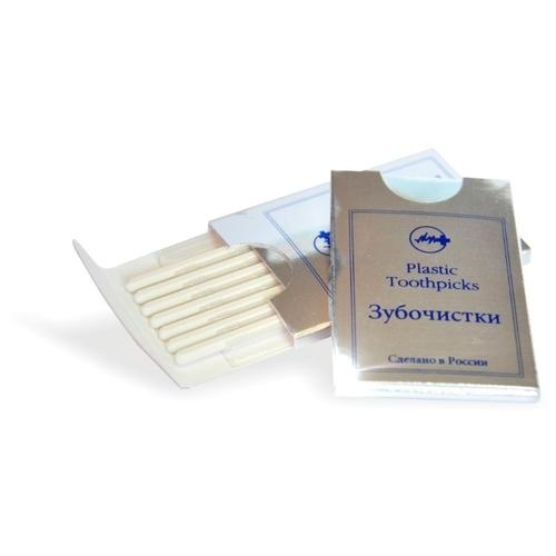 Медицинские приборы зубочистки Plastic Toothpicks
