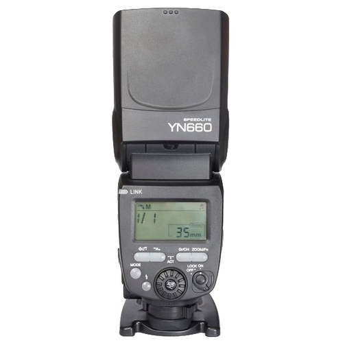 Вспышка YongNuo Speedlite YN-660