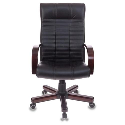 Компьютерное кресло Бюрократ KB-10/WALNUT для руководителя