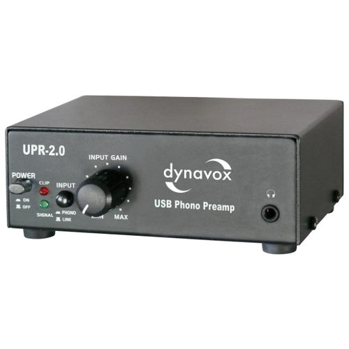 Усилитель для наушников Dynavox UPR-2.0