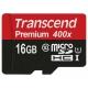 Карта памяти Transcend TS16GUSDCU1 400x