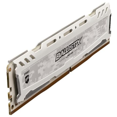 Оперативная память 8 ГБ 1 шт. Ballistix BLS8G4D26BFSCK