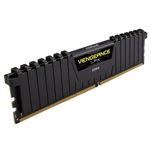 Оперативная память 8 ГБ 4 шт. Corsair CMK32GX4M4A2400C16