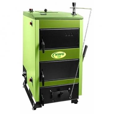 Твердотопливный котел SAS NWG 52 52 кВт одноконтурный