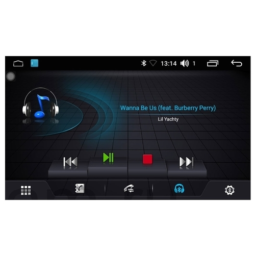Автомагнитола FarCar s170 Hyundai Santa Fe 2006-2013 Android (L008)