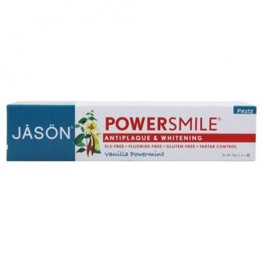 Зубная паста JASON Powersmile Ваниль и мята