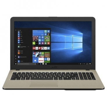 "Ноутбук ASUS VivoBook K540UA-DM2310T (Intel Pentium 4417U 2300 MHz/15.6""/1920x1080/4GB/500GB HDD/DVD нет/Intel UHD Graphics 610/Wi-Fi/Bluetooth/Windows 10 Home)"