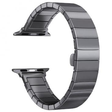 Lyambda Керамический ремешок Libertas для Apple Watch 42/44 mm