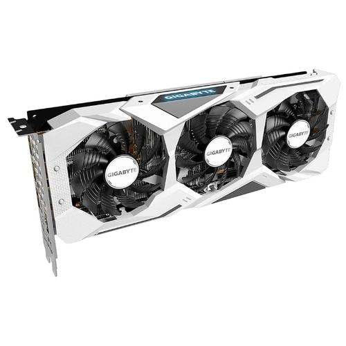 Видеокарта GIGABYTE GeForce RTX 2060 1830MHz PCI-E 3.0 6144MB 14000MHz 192 bit HDMI 3xDisplayPort HDCP GAMING OC PRO WHITE