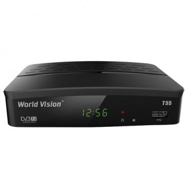 TV-тюнер World Vision T55