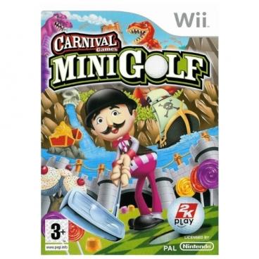 Carnival Funfair Games: Mini Golf