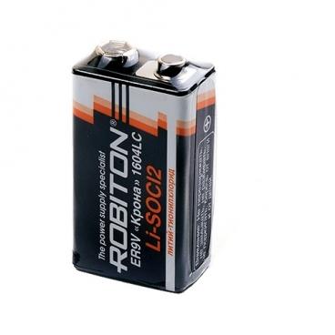 Батарейка ROBITON ER9V Крона 1604LC