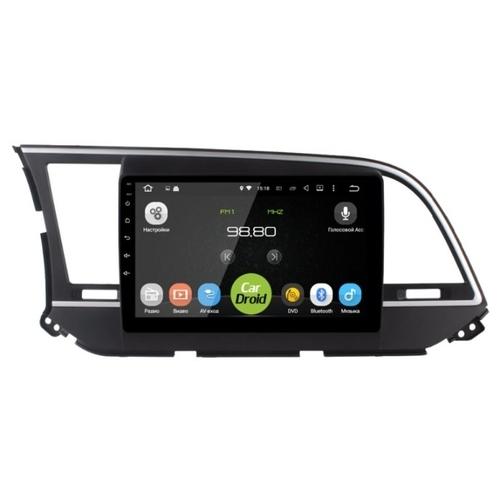 Автомагнитола ROXIMO CarDroid RD-2016F Hyundai Elantra 6 (Android 8.0)
