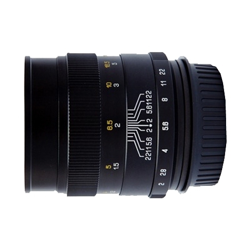 Объектив Mitakon Creator 85mm f/2 Canon EF