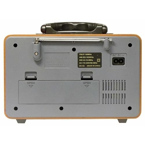 Радиоприемник Meier Audio M-U115