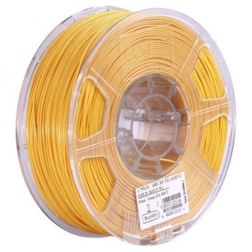 ABS пруток ESUN 1.75 мм золотой
