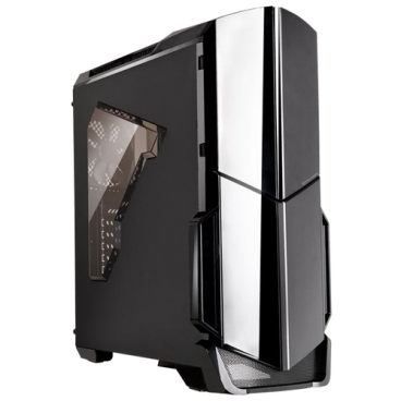 Компьютерный корпус Thermaltake Versa N21 CA-1D9-00M1WN-00 Black