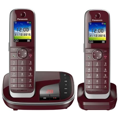 Радиотелефон Panasonic KX-TGJ322