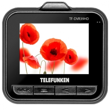 Видеорегистратор TELEFUNKEN TF-DVR39HD
