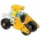 Винтовой конструктор Meccano STEM 15203 Парк строительной техники 5 в 1