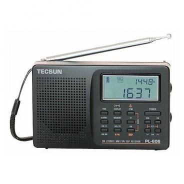 Радиоприемник Tecsun PL-606