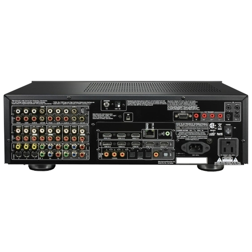 AV-процессор NAD T187