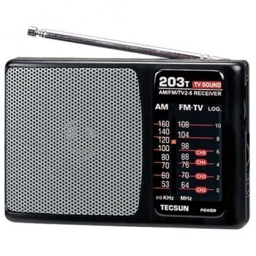 Радиоприемник Tecsun R-203T