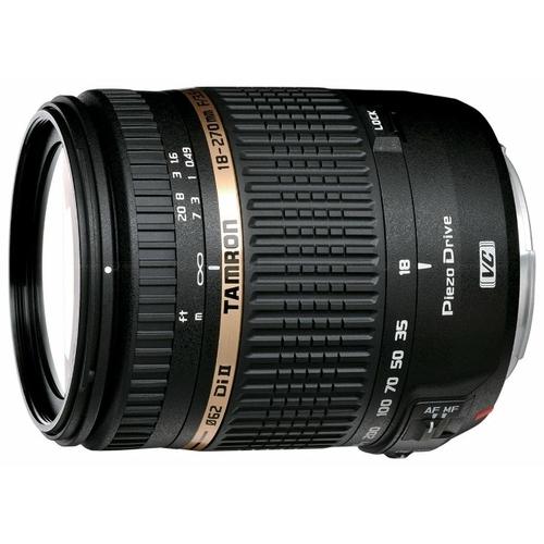 Объектив Tamron AF 18-270mm f/3.5-6.3 Di II VC PZD (B008) Nikon F