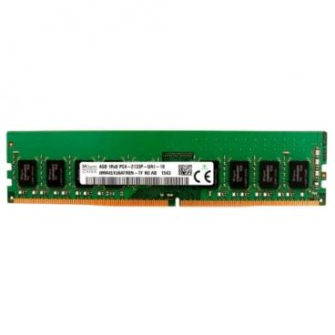 Оперативная память 4 ГБ 1 шт. Hynix DDR4 2133 DIMM 4Gb (HMA451U6AFR8N-TFN0)