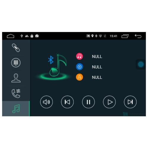 Автомагнитола Parafar 4G LTE IPS Hyundai Santa Fe 2 2009-2011 Android 7.1.1 (PF208)