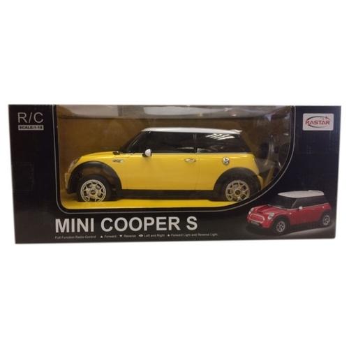 Легковой автомобиль Rastar Minicooper S (15000) 1:24