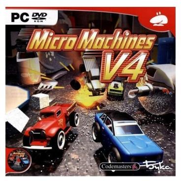 Micro Machines V4