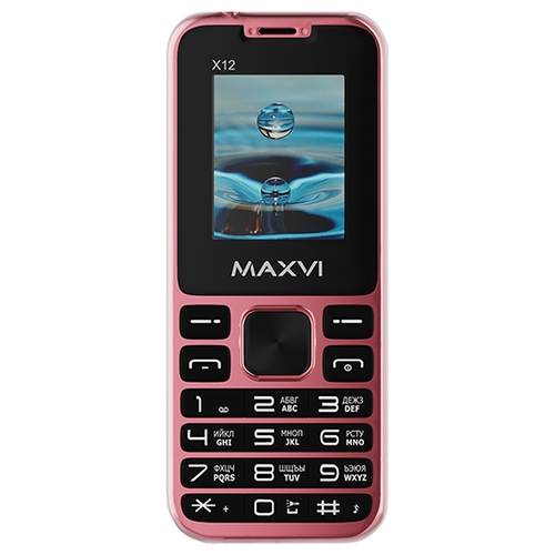 Телефон MAXVI X12