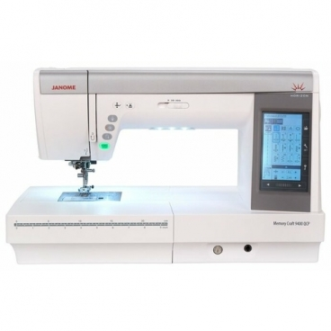Швейная машина Janome Horizon Memory Craft 9400 QCP