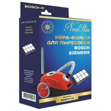 Nord Star НЕРА-фильтр Bosch 41