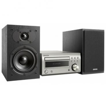 Музыкальный центр Denon D-M41 premium silver/black