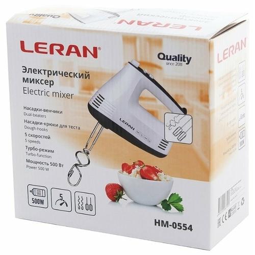 Миксер Leran HM 0554