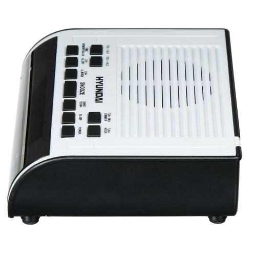 Радиобудильник Hyundai H-RCL100