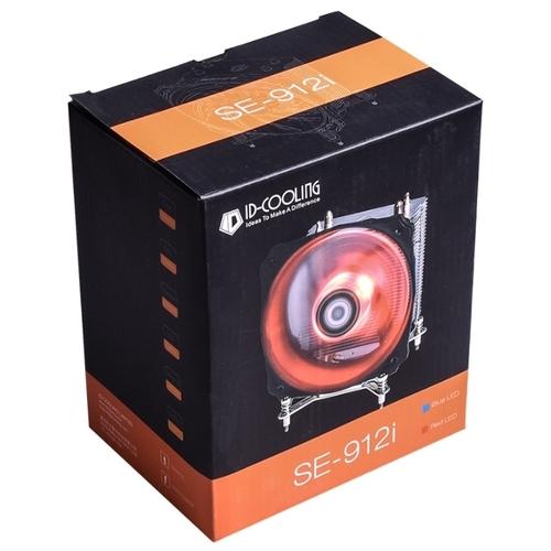 Кулер для процессора ID-COOLING SE-912i-B