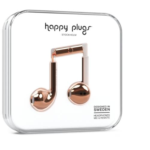 Наушники Happy Plugs Earbud Plus