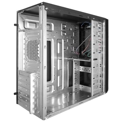 Компьютерный корпус ExeGate AB-220 400W Black