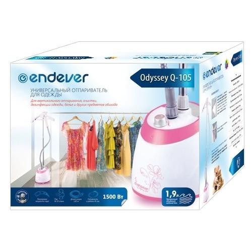 Отпариватель ENDEVER Odyssey Q-103/Q-104/Q-105