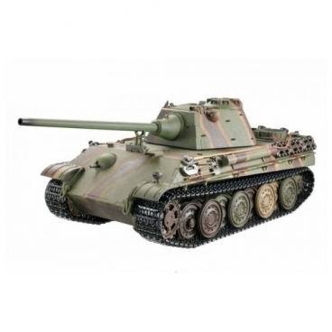 Танк Taigen Panther F Highest Configure (TG3879F-1HC) 1:16 42 см
