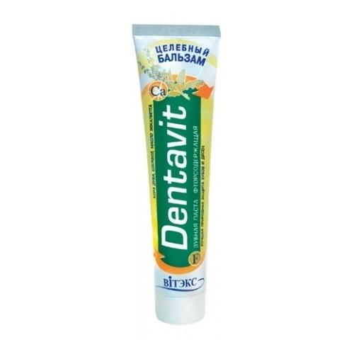 Зубная паста Витэкс Dentavit Целебный бальзам