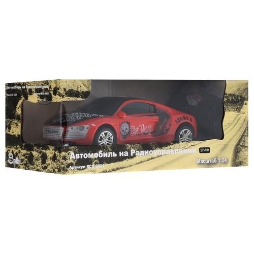 Легковой автомобиль Balbi RCS-2401 C 1:24 18 см