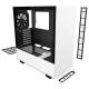Компьютерный корпус NZXT H510 White/black